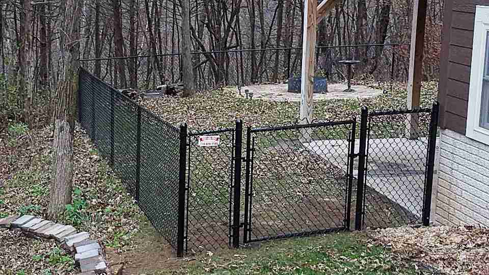 Chain link fences croix area fence