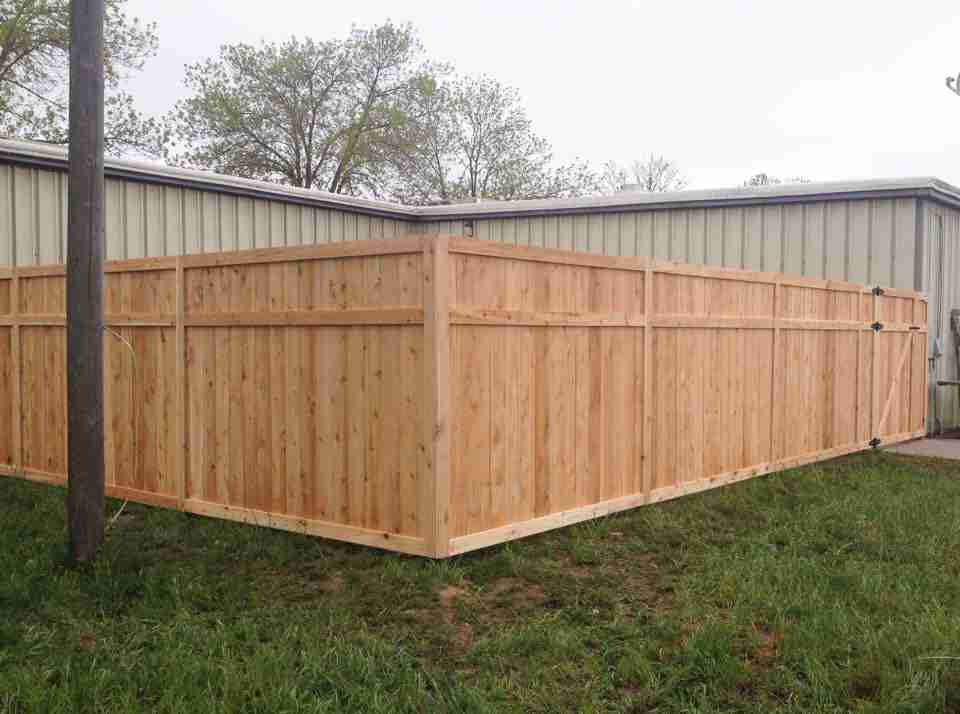 Custom Ceder Amp Wood Fences Croix Area Fence